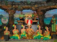 with an exceptional show. Save with Hawaii Luaus when you schedule a Hyatt Regency Luau.