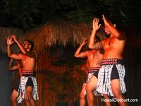 Royal Lahaina Resort Luau